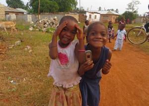 Sol og sommer bliver nydt på Zanzibar højskolen