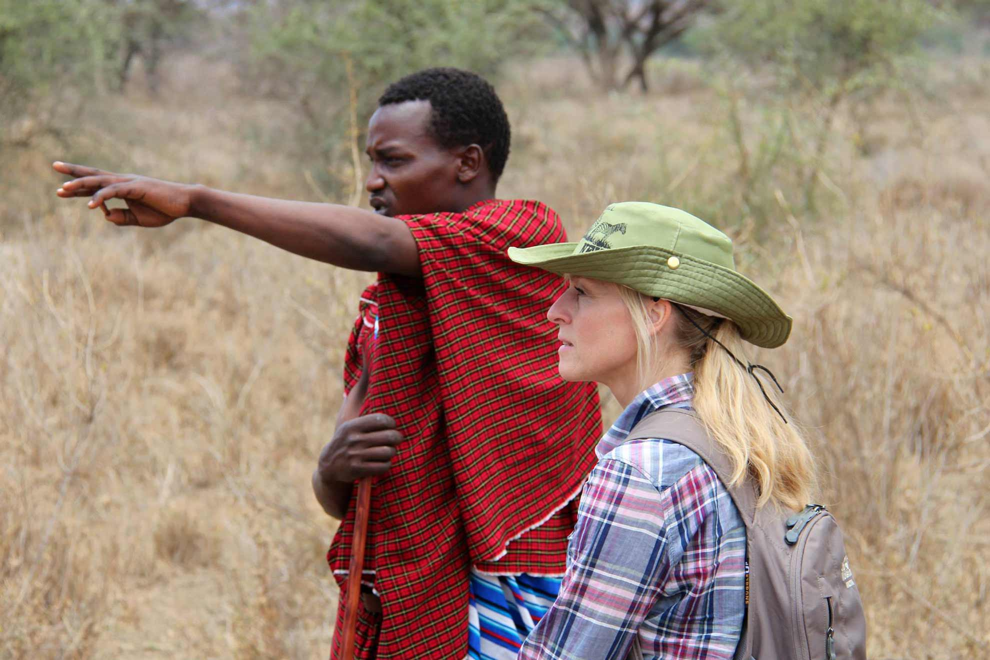lokal safari guide